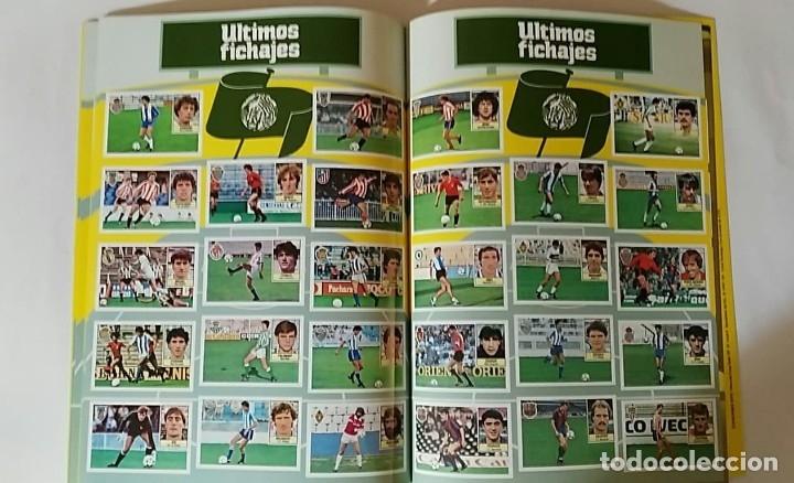 Álbum de fútbol completo: FACSIMIL CAMPEONATO NACIONAL DE LA LIGA DE 1984 1985 SALVAT COLECCIONES ESTE PANINI - Foto 5 - 153083938