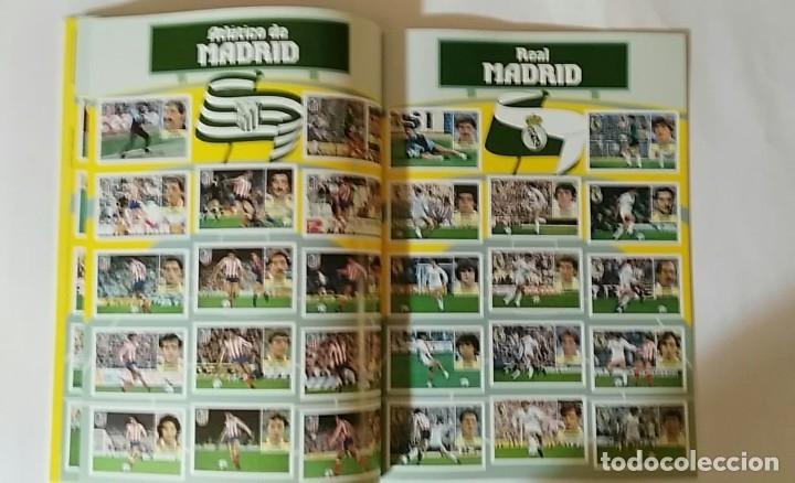 Álbum de fútbol completo: FACSIMIL CAMPEONATO NACIONAL DE LA LIGA DE 1984 1985 SALVAT COLECCIONES ESTE PANINI - Foto 6 - 153083938