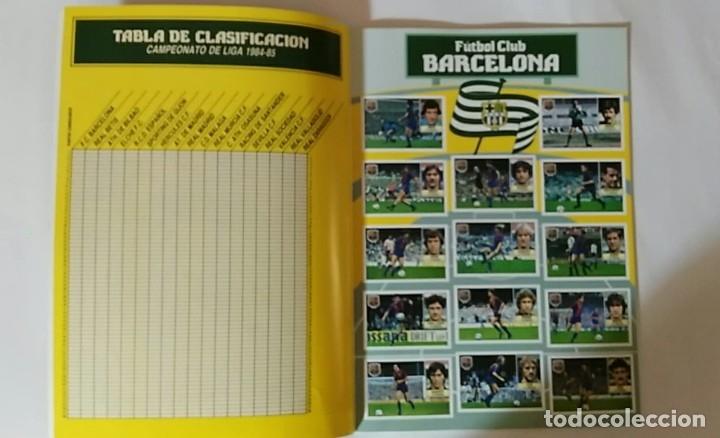Álbum de fútbol completo: FACSIMIL CAMPEONATO NACIONAL DE LA LIGA DE 1984 1985 SALVAT COLECCIONES ESTE PANINI - Foto 2 - 153083938