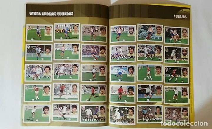 Álbum de fútbol completo: FACSIMIL CAMPEONATO NACIONAL DE LA LIGA DE 1984 1985 SALVAT COLECCIONES ESTE PANINI - Foto 8 - 153083938