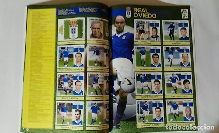 Álbum de fútbol completo: FACSIMIL CAMPEONATO NACIONAL DE LA LIGA DE 1999 2000 SALVAT COLECCIONES ESTE PANINI - Foto 6 - 153094250