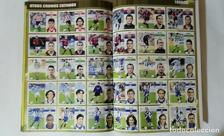 Álbum de fútbol completo: FACSIMIL CAMPEONATO NACIONAL DE LA LIGA DE 1999 2000 SALVAT COLECCIONES ESTE PANINI - Foto 7 - 153094250