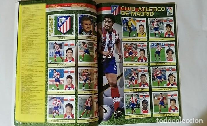 Álbum de fútbol completo: FACSIMIL CAMPEONATO NACIONAL DE LA LIGA DE 1999 2000 SALVAT COLECCIONES ESTE PANINI - Foto 8 - 153094250