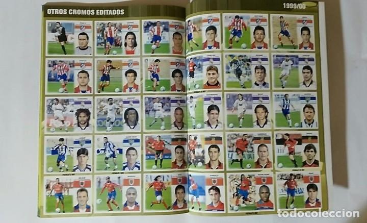 Álbum de fútbol completo: FACSIMIL CAMPEONATO NACIONAL DE LA LIGA DE 1999 2000 SALVAT COLECCIONES ESTE PANINI - Foto 9 - 153094250
