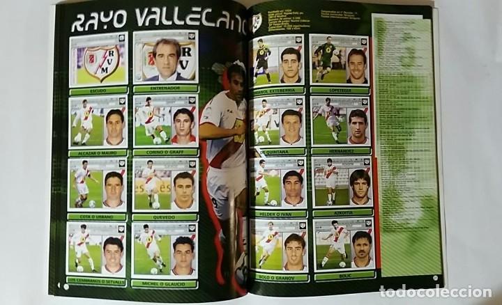 Álbum de fútbol completo: FACSIMIL CAMPEONATO NACIONAL DE LA LIGA DE 2001 2002 SALVAT COLECCIONES ESTE PANINI - Foto 3 - 153094886