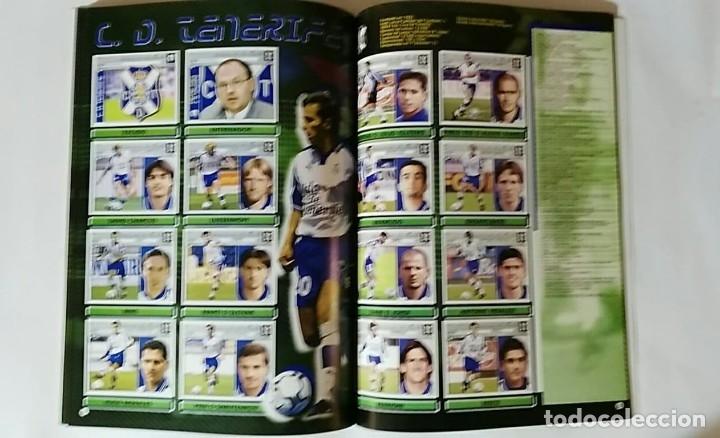 Álbum de fútbol completo: FACSIMIL CAMPEONATO NACIONAL DE LA LIGA DE 2001 2002 SALVAT COLECCIONES ESTE PANINI - Foto 6 - 153094886