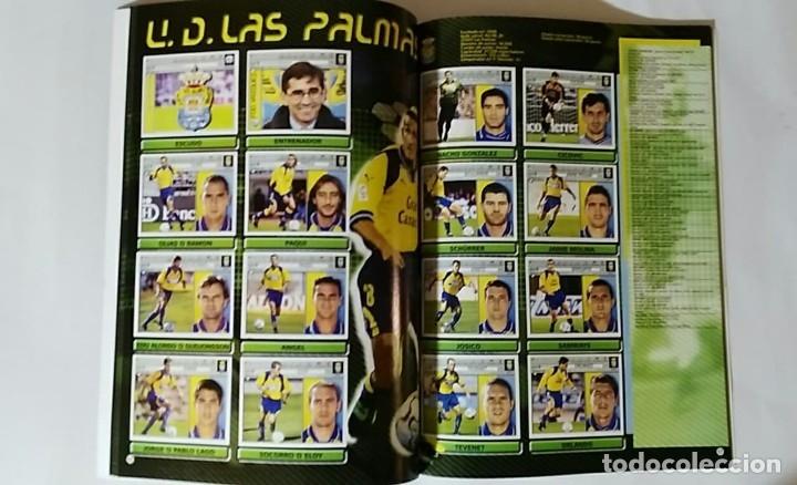 Álbum de fútbol completo: FACSIMIL CAMPEONATO NACIONAL DE LA LIGA DE 2001 2002 SALVAT COLECCIONES ESTE PANINI - Foto 9 - 153094886