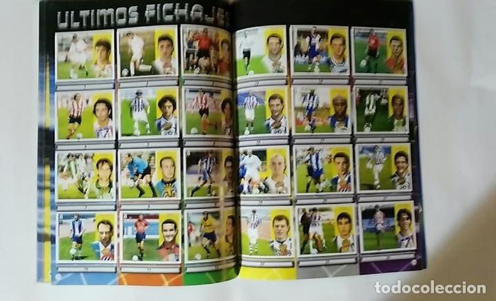 Álbum de fútbol completo: FACSIMIL CAMPEONATO NACIONAL DE LA LIGA DE 2002 2003 SALVAT COLECCIONES ESTE PANINI - Foto 6 - 153095338