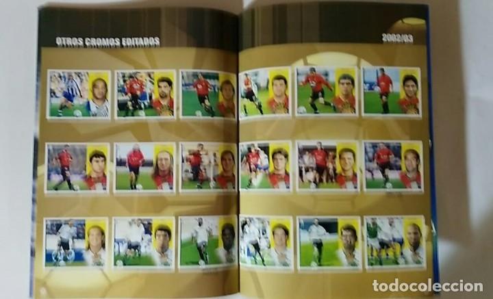 Álbum de fútbol completo: FACSIMIL CAMPEONATO NACIONAL DE LA LIGA DE 2002 2003 SALVAT COLECCIONES ESTE PANINI - Foto 7 - 153095338