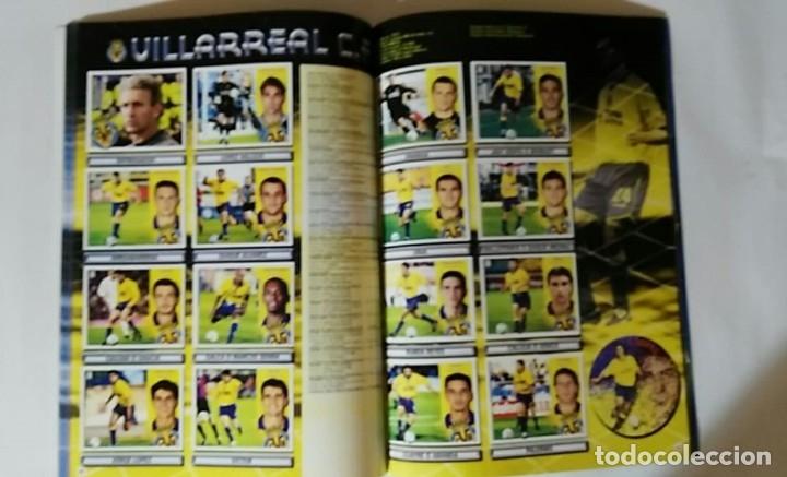 Álbum de fútbol completo: FACSIMIL CAMPEONATO NACIONAL DE LA LIGA DE 2002 2003 SALVAT COLECCIONES ESTE PANINI - Foto 9 - 153095338