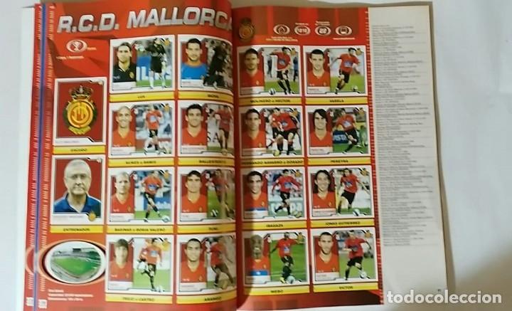 Álbum de fútbol completo: FACSIMIL CAMPEONATO NACIONAL DE LA LIGA DE 2007 2008 SALVAT COLECCIONES ESTE PANINI - Foto 2 - 153095914