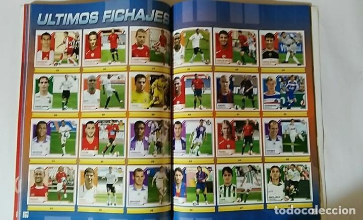 Álbum de fútbol completo: FACSIMIL CAMPEONATO NACIONAL DE LA LIGA DE 2007 2008 SALVAT COLECCIONES ESTE PANINI - Foto 3 - 153095914