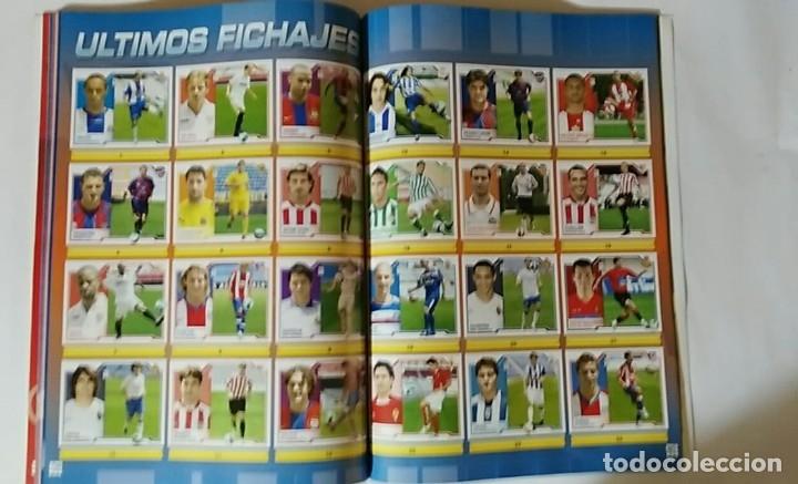 Álbum de fútbol completo: FACSIMIL CAMPEONATO NACIONAL DE LA LIGA DE 2007 2008 SALVAT COLECCIONES ESTE PANINI - Foto 8 - 153095914