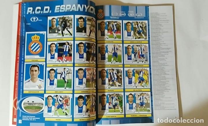 Álbum de fútbol completo: FACSIMIL CAMPEONATO NACIONAL DE LA LIGA DE 2007 2008 SALVAT COLECCIONES ESTE PANINI - Foto 11 - 153095914