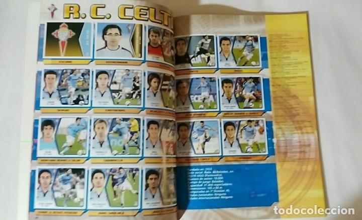 Álbum de fútbol completo: FACSIMIL CAMPEONATO NACIONAL DE LA LIGA DE 2005 2006 SALVAT COLECCIONES ESTE PANINI - Foto 3 - 153096538
