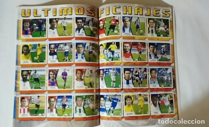 Álbum de fútbol completo: FACSIMIL CAMPEONATO NACIONAL DE LA LIGA DE 2005 2006 SALVAT COLECCIONES ESTE PANINI - Foto 4 - 153096538