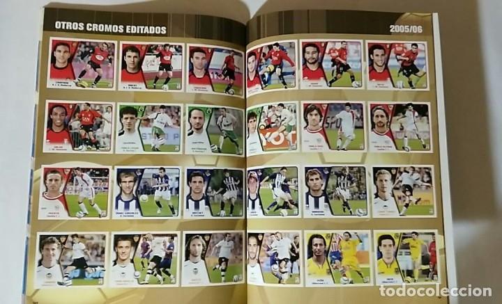 Álbum de fútbol completo: FACSIMIL CAMPEONATO NACIONAL DE LA LIGA DE 2005 2006 SALVAT COLECCIONES ESTE PANINI - Foto 7 - 153096538