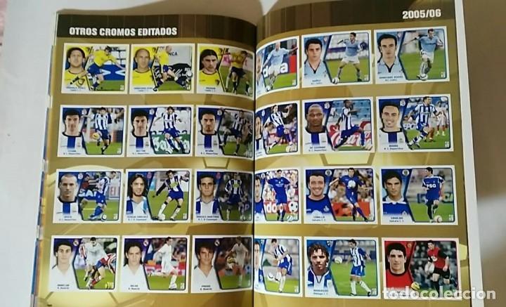 Álbum de fútbol completo: FACSIMIL CAMPEONATO NACIONAL DE LA LIGA DE 2005 2006 SALVAT COLECCIONES ESTE PANINI - Foto 8 - 153096538
