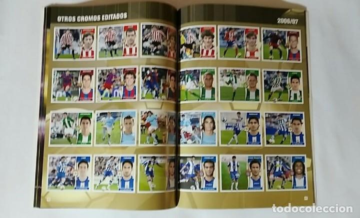 Álbum de fútbol completo: FACSIMIL CAMPEONATO NACIONAL DE LA LIGA DE 2006 2007 SALVAT COLECCIONES ESTE PANINI - Foto 4 - 153096890