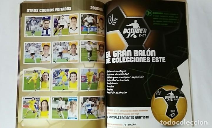 Álbum de fútbol completo: FACSIMIL CAMPEONATO NACIONAL DE LA LIGA DE 2006 2007 SALVAT COLECCIONES ESTE PANINI - Foto 5 - 153096890
