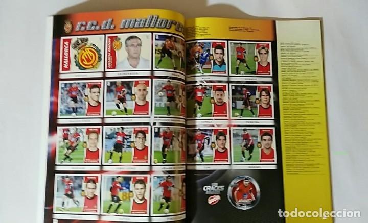 Álbum de fútbol completo: FACSIMIL CAMPEONATO NACIONAL DE LA LIGA DE 2006 2007 SALVAT COLECCIONES ESTE PANINI - Foto 6 - 153096890