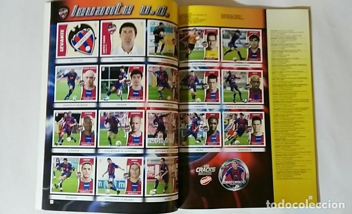 Álbum de fútbol completo: FACSIMIL CAMPEONATO NACIONAL DE LA LIGA DE 2006 2007 SALVAT COLECCIONES ESTE PANINI - Foto 7 - 153096890