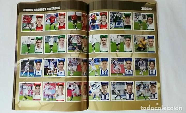 Álbum de fútbol completo: FACSIMIL CAMPEONATO NACIONAL DE LA LIGA DE 2006 2007 SALVAT COLECCIONES ESTE PANINI - Foto 10 - 153096890