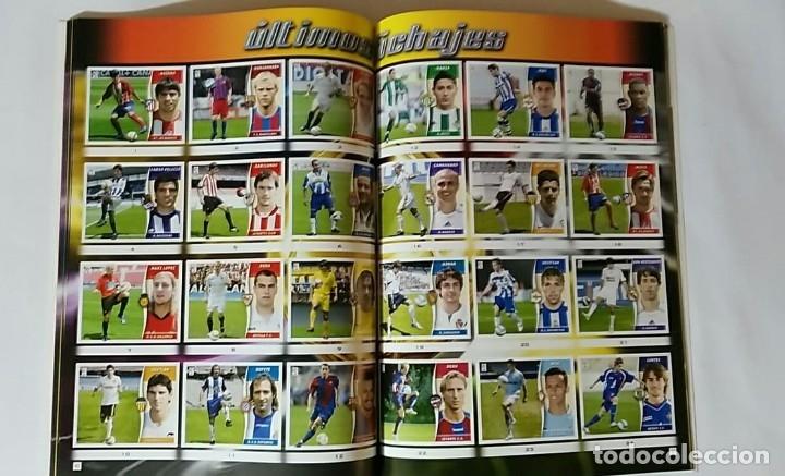 Álbum de fútbol completo: FACSIMIL CAMPEONATO NACIONAL DE LA LIGA DE 2006 2007 SALVAT COLECCIONES ESTE PANINI - Foto 12 - 153096890