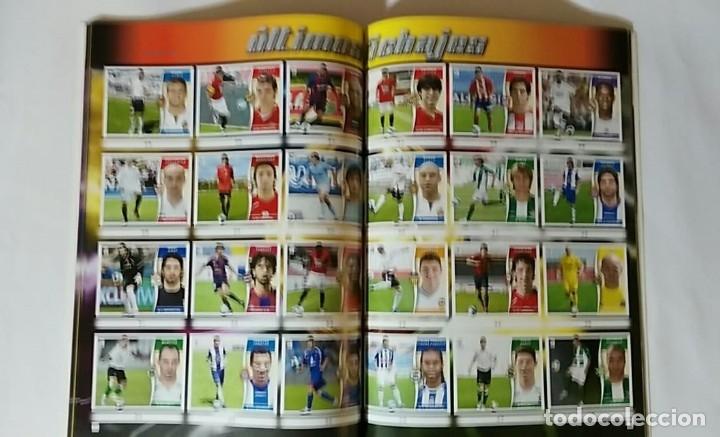 Álbum de fútbol completo: FACSIMIL CAMPEONATO NACIONAL DE LA LIGA DE 2006 2007 SALVAT COLECCIONES ESTE PANINI - Foto 13 - 153096890