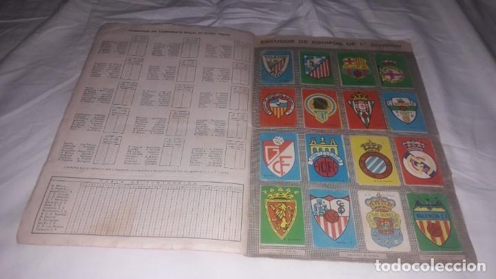 Álbum de fútbol completo: ÁLBUM DE LA LIGA 1966-67 DE FHER COMPLETO - Foto 2 - 176406849