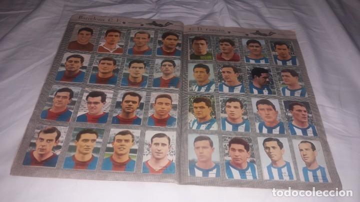 Álbum de fútbol completo: ÁLBUM DE LA LIGA 1966-67 DE FHER COMPLETO - Foto 3 - 176406849