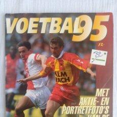 Álbum de fútbol completo: ALBUM PANINI. - VOETBAL 95 - #. Lote 177002129