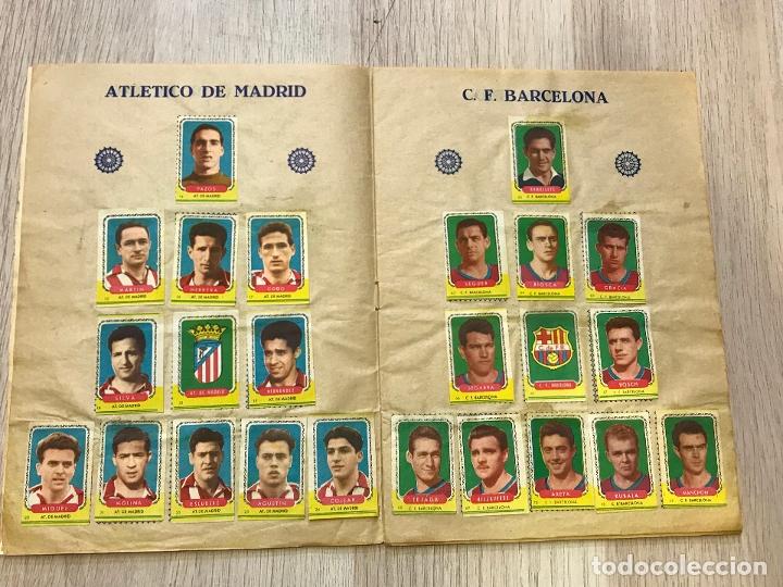 Álbum de fútbol completo: album de cromos de futbol cabeza roja, 1955-1956, de espinardo murcia - Foto 4 - 177077193