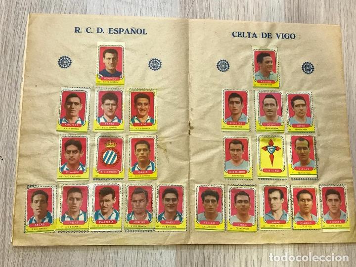 Álbum de fútbol completo: album de cromos de futbol cabeza roja, 1955-1956, de espinardo murcia - Foto 7 - 177077193