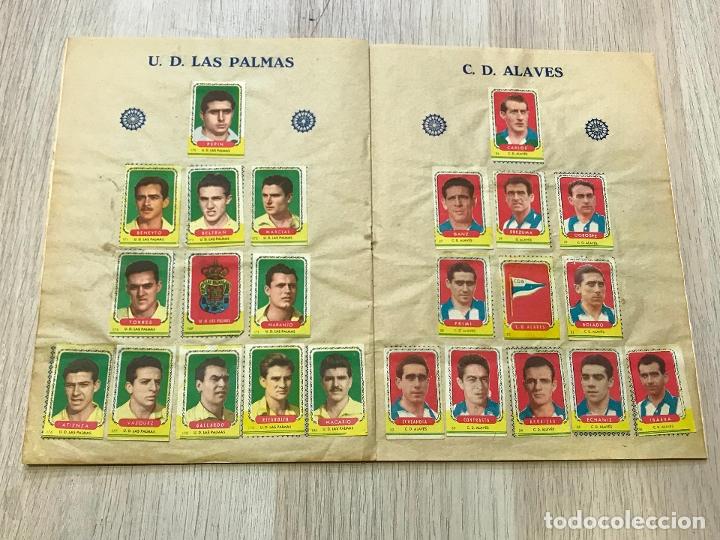 Álbum de fútbol completo: album de cromos de futbol cabeza roja, 1955-1956, de espinardo murcia - Foto 8 - 177077193