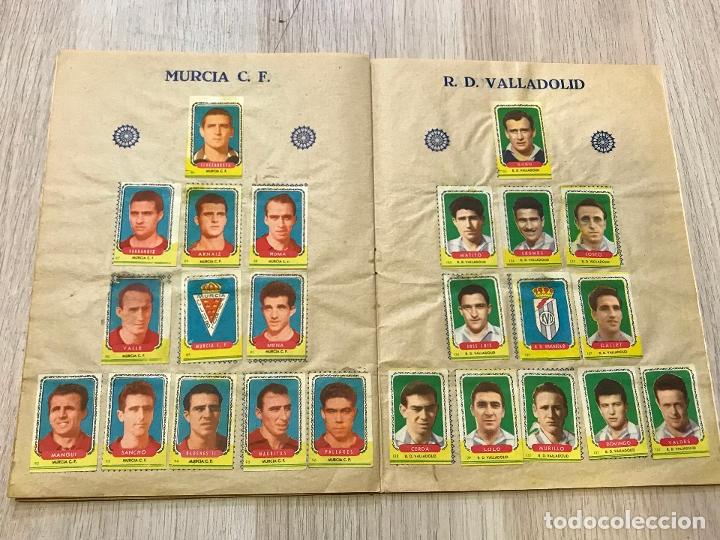 Álbum de fútbol completo: album de cromos de futbol cabeza roja, 1955-1956, de espinardo murcia - Foto 9 - 177077193