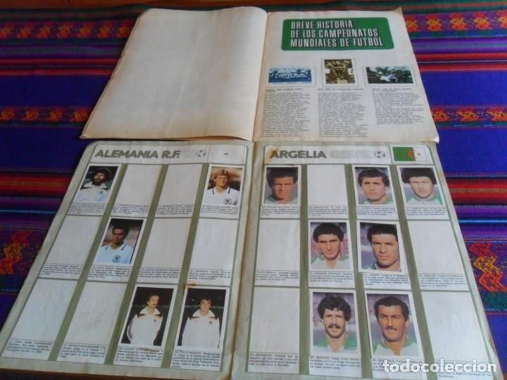 Álbum de fútbol completo: MUNICH 74 FHER COMPLETO, ESPAÑA 82 FHER INCOMPLETO REGALO ITALIA 90 PANINI INCOMPLETO MUNDIAL FÚTBOL - Foto 3 - 177119527