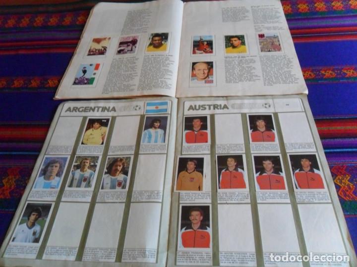 Álbum de fútbol completo: MUNICH 74 FHER COMPLETO, ESPAÑA 82 FHER INCOMPLETO REGALO ITALIA 90 PANINI INCOMPLETO MUNDIAL FÚTBOL - Foto 4 - 177119527