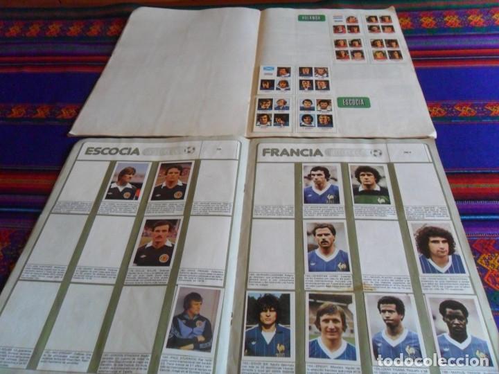 Álbum de fútbol completo: MUNICH 74 FHER COMPLETO, ESPAÑA 82 FHER INCOMPLETO REGALO ITALIA 90 PANINI INCOMPLETO MUNDIAL FÚTBOL - Foto 8 - 177119527