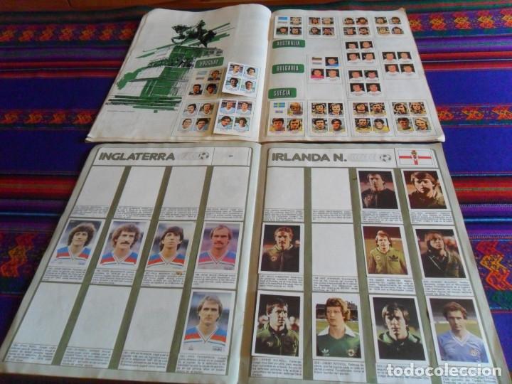 Álbum de fútbol completo: MUNICH 74 FHER COMPLETO, ESPAÑA 82 FHER INCOMPLETO REGALO ITALIA 90 PANINI INCOMPLETO MUNDIAL FÚTBOL - Foto 10 - 177119527