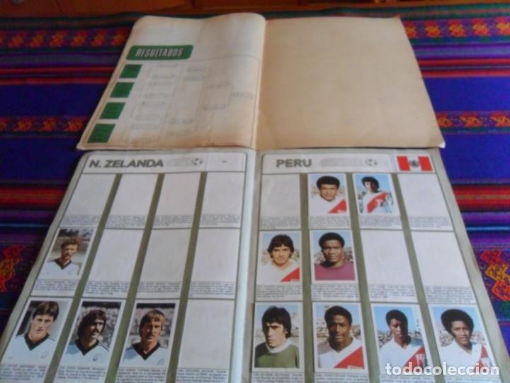Álbum de fútbol completo: MUNICH 74 FHER COMPLETO, ESPAÑA 82 FHER INCOMPLETO REGALO ITALIA 90 PANINI INCOMPLETO MUNDIAL FÚTBOL - Foto 12 - 177119527