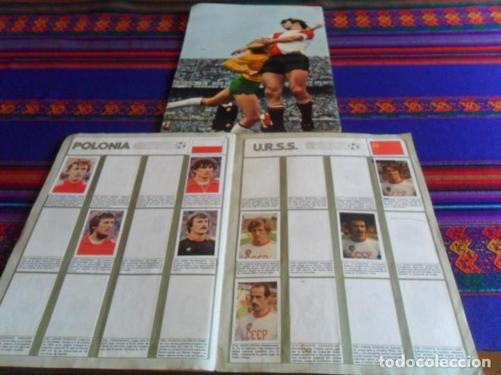 Álbum de fútbol completo: MUNICH 74 FHER COMPLETO, ESPAÑA 82 FHER INCOMPLETO REGALO ITALIA 90 PANINI INCOMPLETO MUNDIAL FÚTBOL - Foto 13 - 177119527