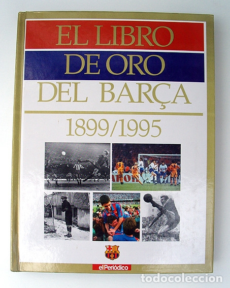 Álbum de fútbol completo: Lote Barcelona: Libro de oro Barsa 1899 1995, Cromos historicos 1973 a 1999 y POSTER FINAL CHAMPIONS - Foto 3 - 135738799