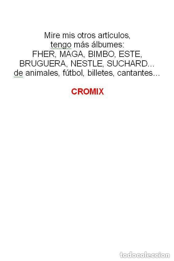 Álbum de fútbol completo: Lote Barcelona: Libro de oro Barsa 1899 1995, Cromos historicos 1973 a 1999 y POSTER FINAL CHAMPIONS - Foto 33 - 135738799