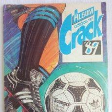Álbum de fútbol completo: ALBUM DIABEL. - CRACK'89 - #. Lote 177475309