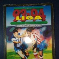 Álbum de fútbol completo: ALBUM FASCICULO SALVAT ESTE 93/94 CON SU REVISTA SIN DESEMBALAR. Lote 177557435