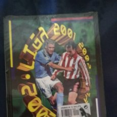 Álbum de fútbol completo: ALBUM FASCICULO SALVAT ESTE 01/02 CON SU REVISTA SIN DESEMBALAR. Lote 177557783