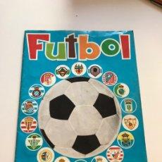 Álbum de fútbol completo: ALBUM FUTBOL, CAMPEONATO LIGA 1975-76, 75-76 MAGA , COMPLETO, CROMOS TROQUELADOS AUTOADHESIVOS. Lote 177571640