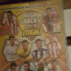 Álbum de fútbol completo: MEGACRACKS 2015-2016 – ALBUM COMPLETO. Lote 177650678