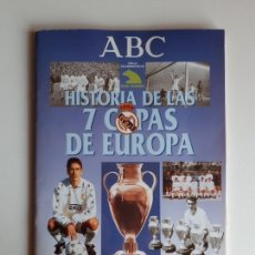 Álbum de fútbol completo: ALBUM COMPLETO DE CROMOS ADHESIVOS DE FUTBOL REAL MADRID. Lote 177654477
